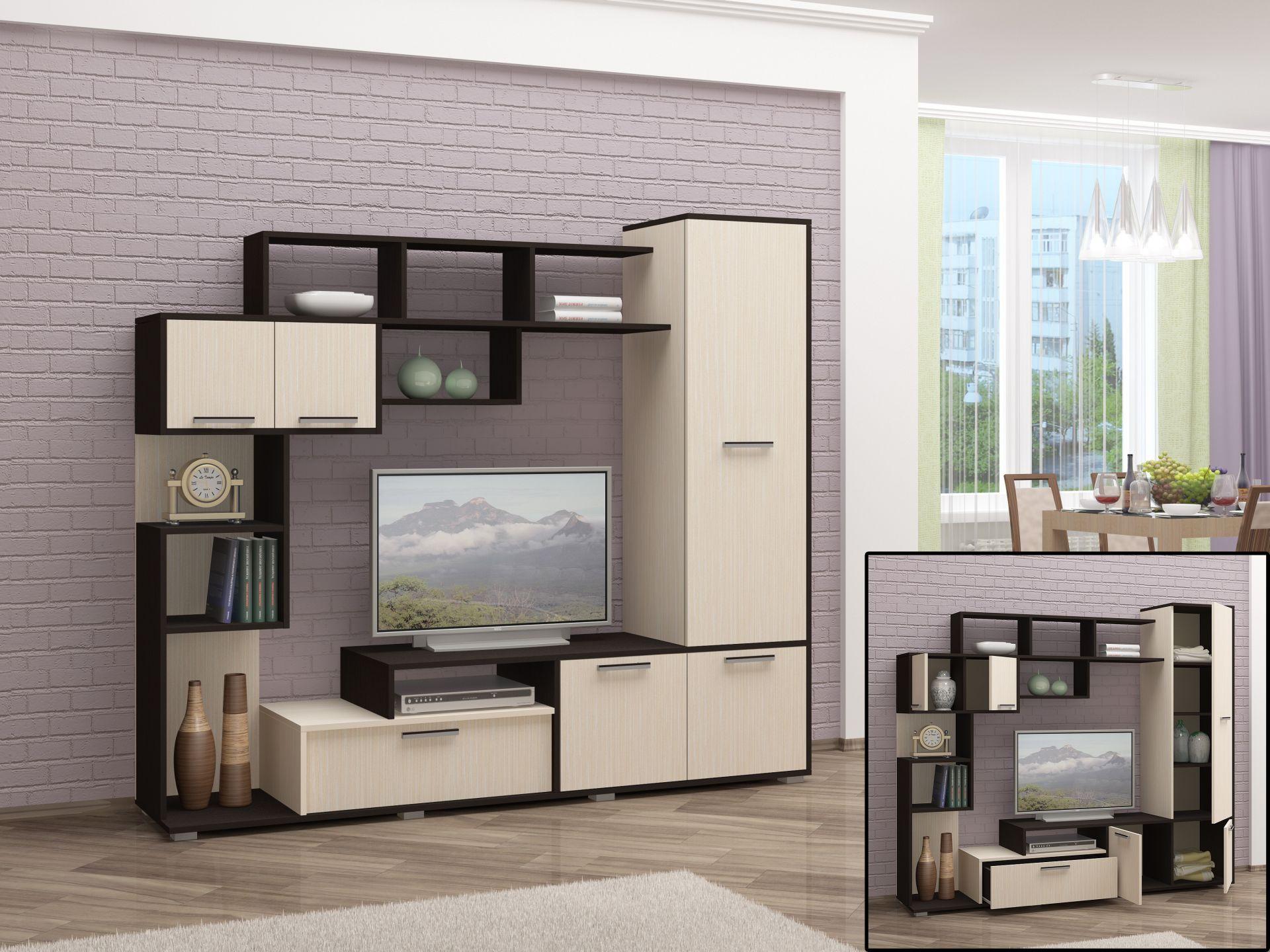 Модульная Мебель Для Гостиной Дешево